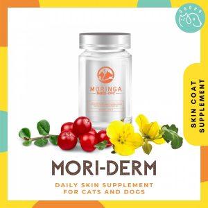 Mori-derm - Daily Skin Supplement