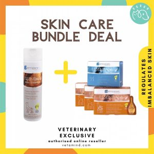 Essential 6 Skin Care Bundle - Essential 6 Sebo Shampoo + Essential 6 Spot-On