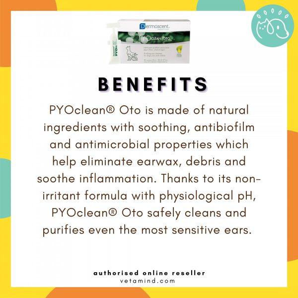 Pyo Clean OTO Benefits