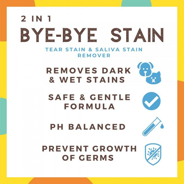 Bye-Bye Stain Main Features