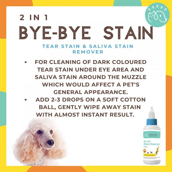 Bye-Bye Stain How to Use